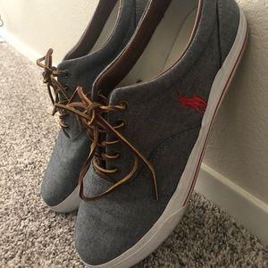 Polo Ralph Lauren Vaughn Shoes Size 12